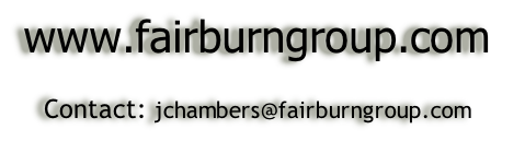 www.fairburngroup.com   Contact: jchambers@fairburngroup.com